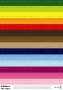 Alphabet imprimeur coloré chiffres