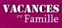 Calque transparent Vacances en famille