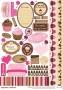 Cupcakes-étiquettes
