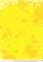 Eté Passion-Faux-uni jaune