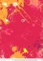 Eté Passion-Fond tâché rose