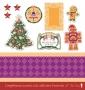 Etiquettes assorties à la collection Festivités