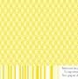 Papier A4 entrelacs jaune