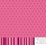 Papier A4 entrelacs rose