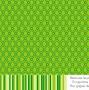 Papier A4 entrelacs vert
