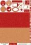 Set carterie Tradition offert ds le mag Passion Cartes Créatives