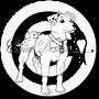 Tampon numérique Petit chien à grelot